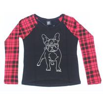 Remera Bulldog Escoses - Ona Saez Kids 2015