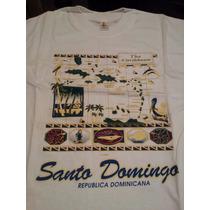 Remera De Algodón Velero De Santo Domingo
