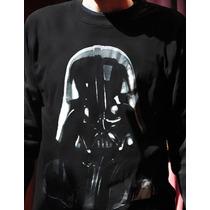 Remera Darth Vader - Guerra De Las Galaxias. Mangas Cortas