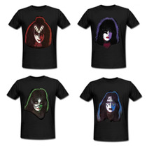 Kiss Remeras Estampadas