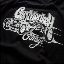 Remeras Gas Monkey Garage, Tambien Buzos Canguros