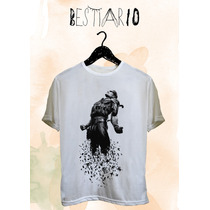 Metal Gear Solid -remeras Sublimadas-