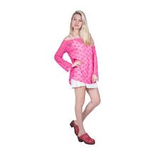 Remeron,vestido De Crochet En 4 Talles-axioma