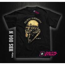 Remeras Black Sabbath 4 Tour 78heavy Metal Digital Stamp Dtg