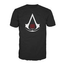 Remeras Videojuego Estampados Personalizados Assassins Creed
