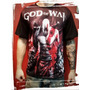 Remeras Full Gamers Juegos-god Of War--call Of Duty Unicas