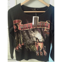 Hot Sale Kosiuko Remera Rebels Wild