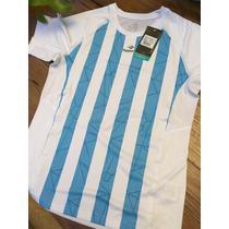 Remera De Tenis Topper T- Shirt Copa Davis Niño - Talle 14
