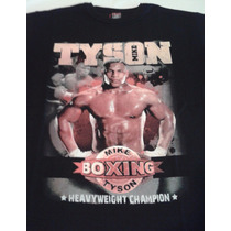 Remera Tyson - El Rincon Ropa De Pelea - Envíos!!