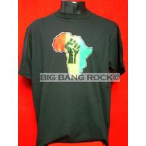 Remera Reggae Bob Marley Talle L - Large ( 52 Cm. X 70 Cm. )