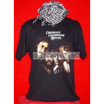 Remera Creedence Clearwater Revival Talle L - Large 52 X 72