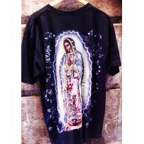 Remera De La Virgen De Guadalupe Para Hombre
