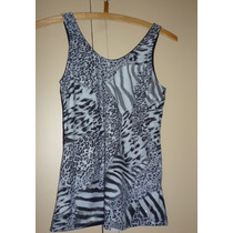 Musculosa Animal Print Sweet