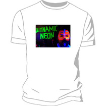 Remera Solomun Estampada Sublimada Creamfields 2014