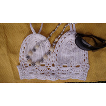 Crochet Crop Top Artesanal