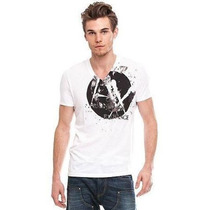Remeras Armani Exchange Originales Importadas - Roar