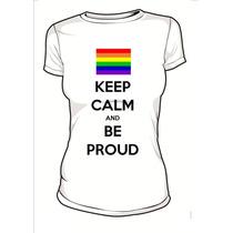 Remera Gay Pride!! Todos Los Talles! Hombre Y Mujer!!!