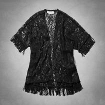 Abercrombie & Fitch Kimono Fashion Top Christa Kimono