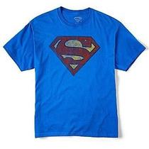 Remeras Superman Dc Comics Originales Importadas Nuevas!!!