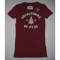 Remera Abercrombie Chicas