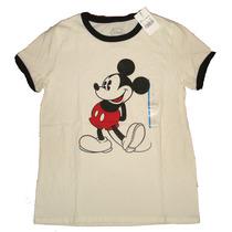 Remera Disney Mickey Original Mujer Talles Xs L Import Nueva