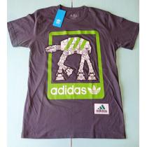 Remera Adidas Star Wars - Tanque Acorazado Todo Terreno- M