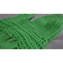 Crochet Crop Top Artesanal