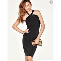 Victoria`s Secret Vestido Talle S (90) Negro