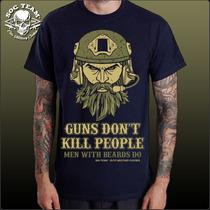 Remera Sog Team® Guns Don´t Kill People