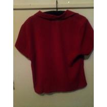 Blusa Roja Moda Primavera Verano 2016oferta