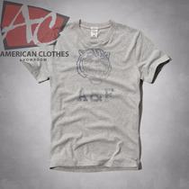 Remera Importada Abercrombie - 100% Original - Talle L