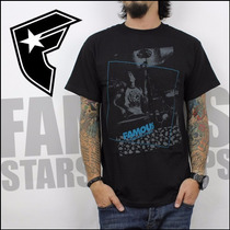 Remeras Famous - Talle M - Tattoo/rock/punk/auto/moto/surf