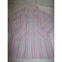 Camisa Rallada No Koiuko - Ropa De Mujer Blusas Remeras