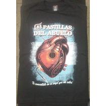 Remera Las Pastillas Del Abuelo -te Convertiste En El Angel-
