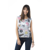 Musculosa 47 Street Patch