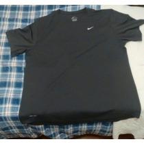 Remera Nike Dri Fit Talle L Liquido