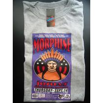 Remeras Morphine Estampado Transfer! Rock Rnr Musica
