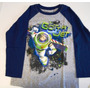 Remera M/larga Toy Story - Original Disney Store (imp Usa)