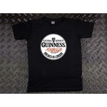 Remera Guinness (david Gilmour T-shirt) Hombre Vitalogy Rock
