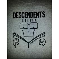 Descendents - Punk Hc- Remera Aikon Shirts Excelente Calidad