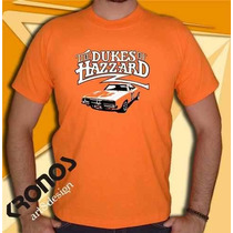 Remeras Retro Tv Dukes De Hazzard Starsky & Hutch Series Tv