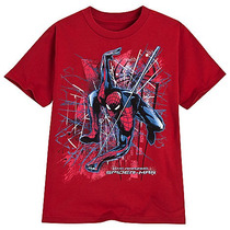 Remera De Spiderman.original De Disney