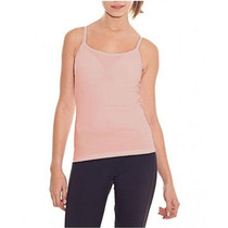 Musculosa De Modal Lisa Color Salmón. Venta Mayor Y Menor