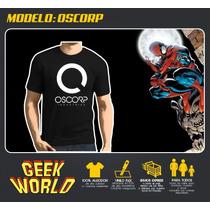 Remeras Superheroes! - Oscorp - Geekworld Rosario