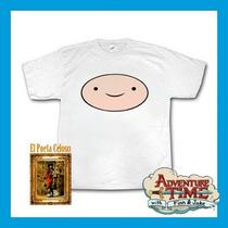 Remeras Infantiles Adventure Time Hora De Aventuras Envios!