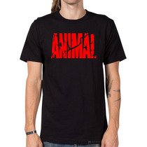Remeras Gym Animal Universal Golds Gym Fisicoculturistas