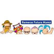 Remeras Futura Mama - Remeras Para Embarazadas Originales