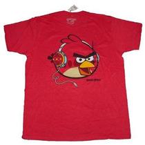 Remera Angry Birds Oficial Talle Xl Importada Nueva!!!
