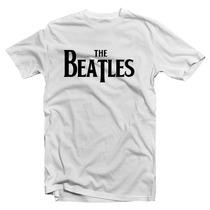 Remera The Beatles 100% Algodon