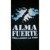 Remeras Malvinas Y Rock Nacional - Envíos A Todo El País